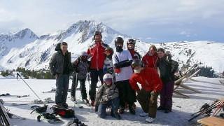 obóz narciarski HORN 2011