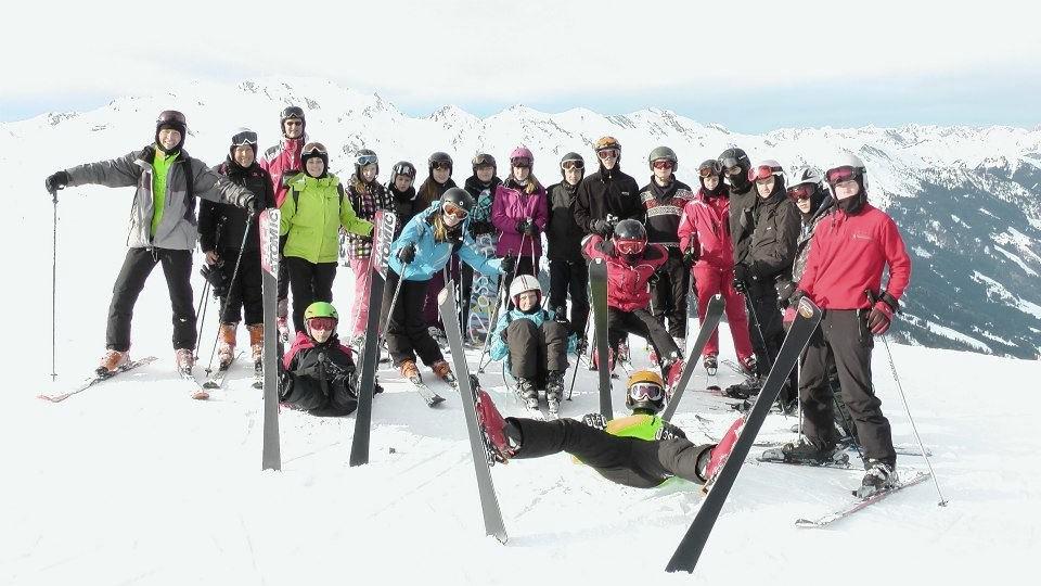 Obóz narciarski HORN 2013 Filzmoos, Austria