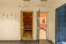 sauna i łażnia turecka - Val di Fiemme- Hotel Italia