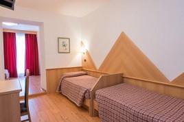 pokoje - Val di Fiemme- Hotel Italia
