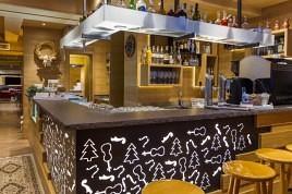 recepcja - Val di Fiemme- Hotel Italia