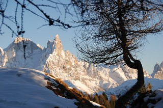 Horn - obóz narciarski - Val di Femme 2016