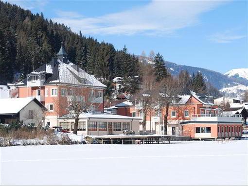 Strandhotel Burgstaller - obóz narciarski 2017