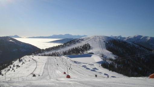trasy narciarskie - Feld am See - obóz narciarski 2017