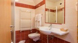 łazienka - Val di Fiemme- Hotel Italia
