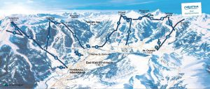 Carinthia - trasy narciarskie obóz narciarski HORN 2017