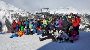 Obóz narciarski HORN 2020