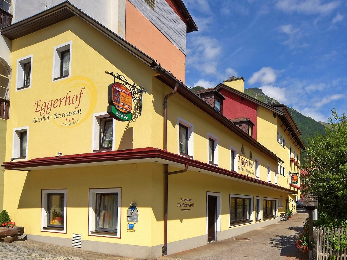 Pensjonat Eggerhof