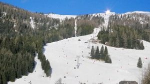 trasy narciarskie Feld am See - oboz narciarski 2017